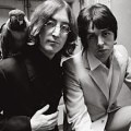 Lennon McCartney and bird