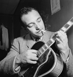 Django Reinhardt Gottlieb 07301 287x300 william f buckley beatles criticism 1964  William F. Buckley