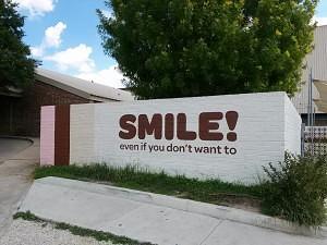 Smile 300x225 sgt pepper paul mccartney john lennon beatle inspired