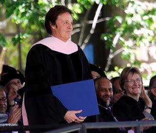 McCartney at Yale