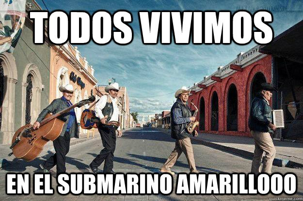 Mexican Beatles