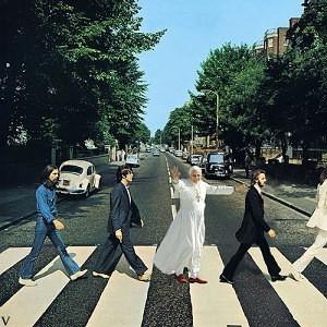 Abbey Road Pope Benedict