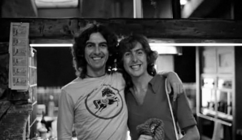 Harrison and Idle
