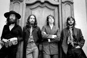 Beatles last photo shoot