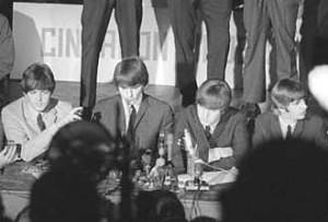 The Beatles in LA, 1964