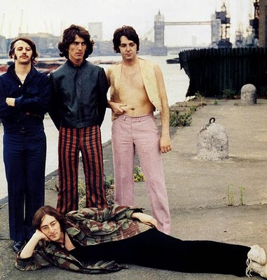 The Beatles Mad Day Out 1968