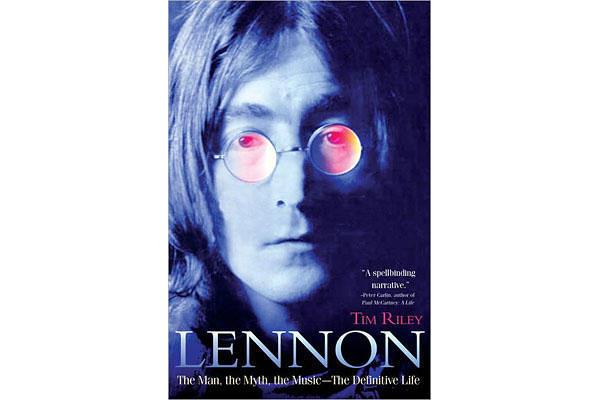 Lennon book by Tim Riley