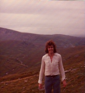 Big Mal in Wales, 1970s