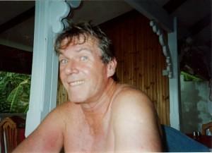 Malcolm Evans in the 1990s