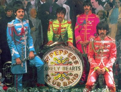 alternate Sgt Pepper photo