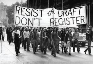 Vietnam draft resisters