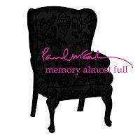 McCartney Memory Almost Full