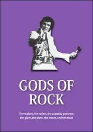 Gods of Rock cover