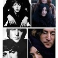 John and Paul and John and Yoko