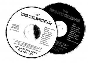 Wings Over Switzerland discs