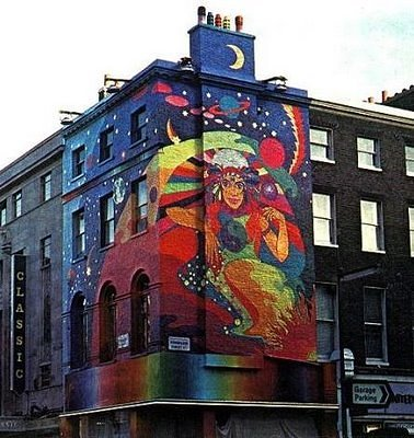 The Beatles' Apple Boutique, 1968