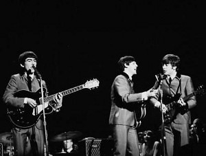 The Beatles at Carnegie Hall, February 12, 1964, for Mike's Sid Bernstein obituary