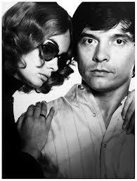 David Bailey and Jean Shrimpton