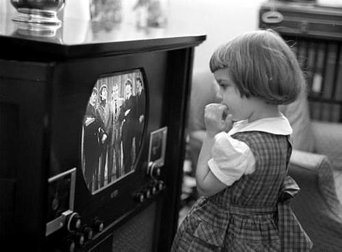 young beatles fan