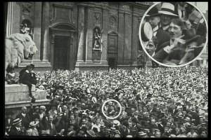 Mob 1914 Hitler