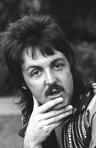 Paul McCartney's Mullet