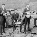 Beatles and car