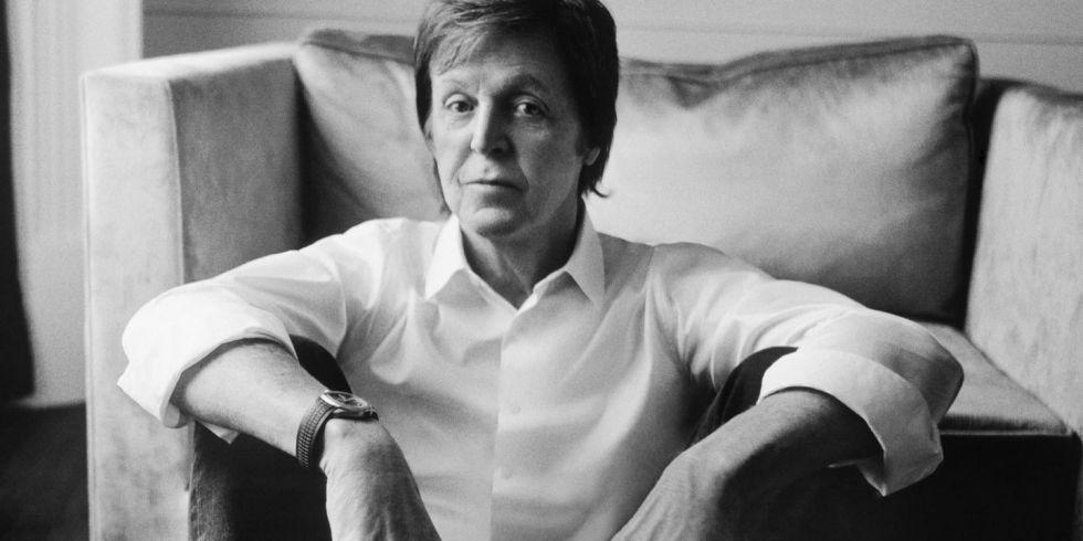 Paul McCartney, 2015