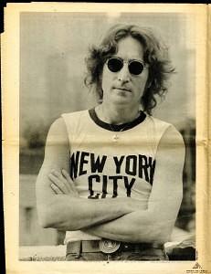 Lennon New York City Gruen
