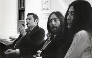 Klein and John and Yoko