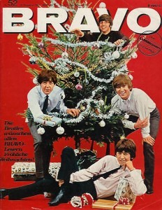 Beatles Christmas Tree BRAVO