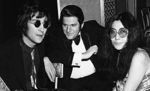 Allen Klein, John Lennon, Yoko Ono