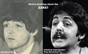 Faul McCartney