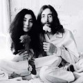 John and Yoko Apple think different