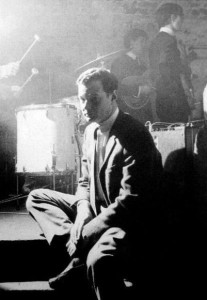 Brian Epstein at the Cavern