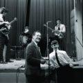 The Beatles and Tony Barrow, 1963